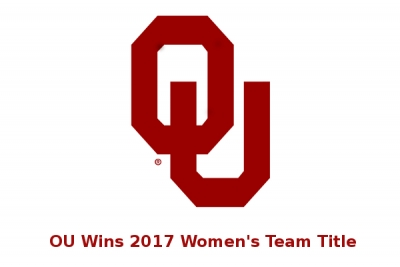 OU Wins Third NCAA Title