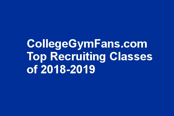 Our Annual Ranking of Recruiting Classes