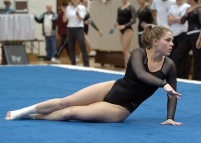 Gymnastics at Risk:  Five Programs Cut, One Saved