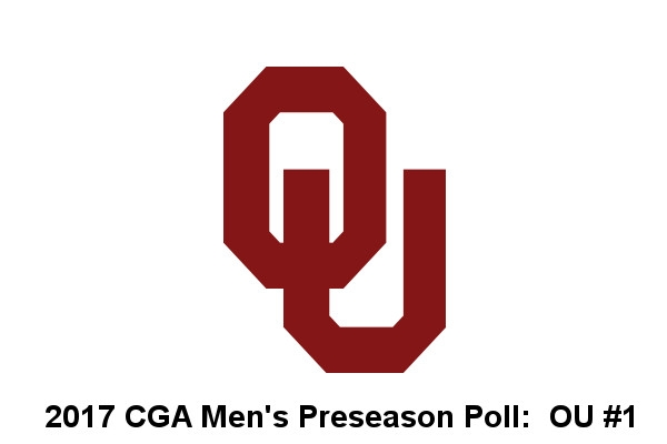 OU is the CCG Preseason Coaches' Poll Pick for #1