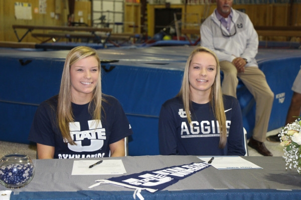The Varnadore Sisters are Headed to USU