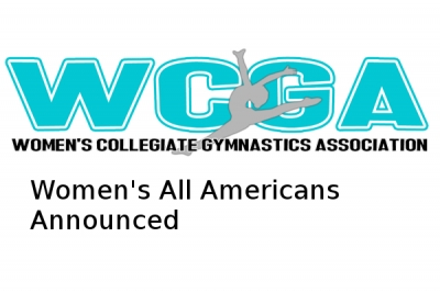 Women's All America Awards Announced