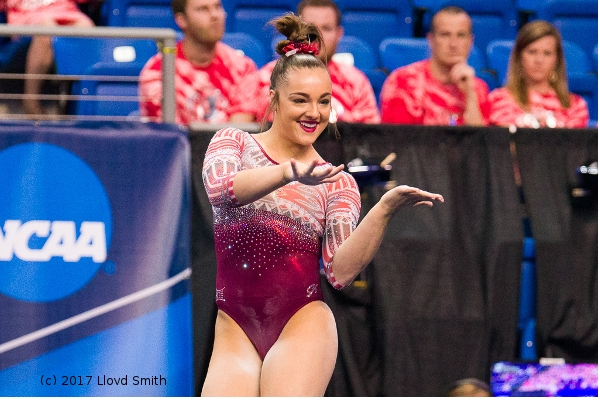 Maggie Nichols and OU Get Started on Monday