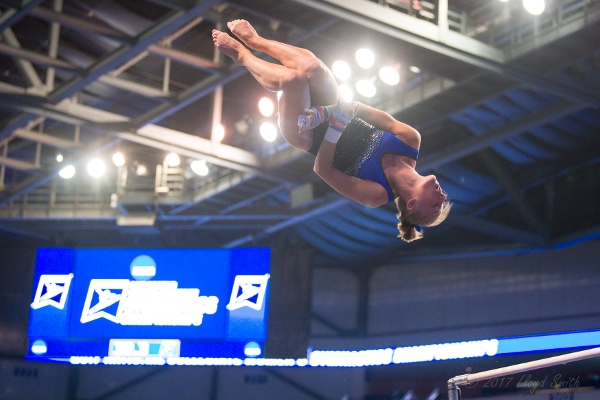 Florida's Alex McMurtry, the Defending AA Champ